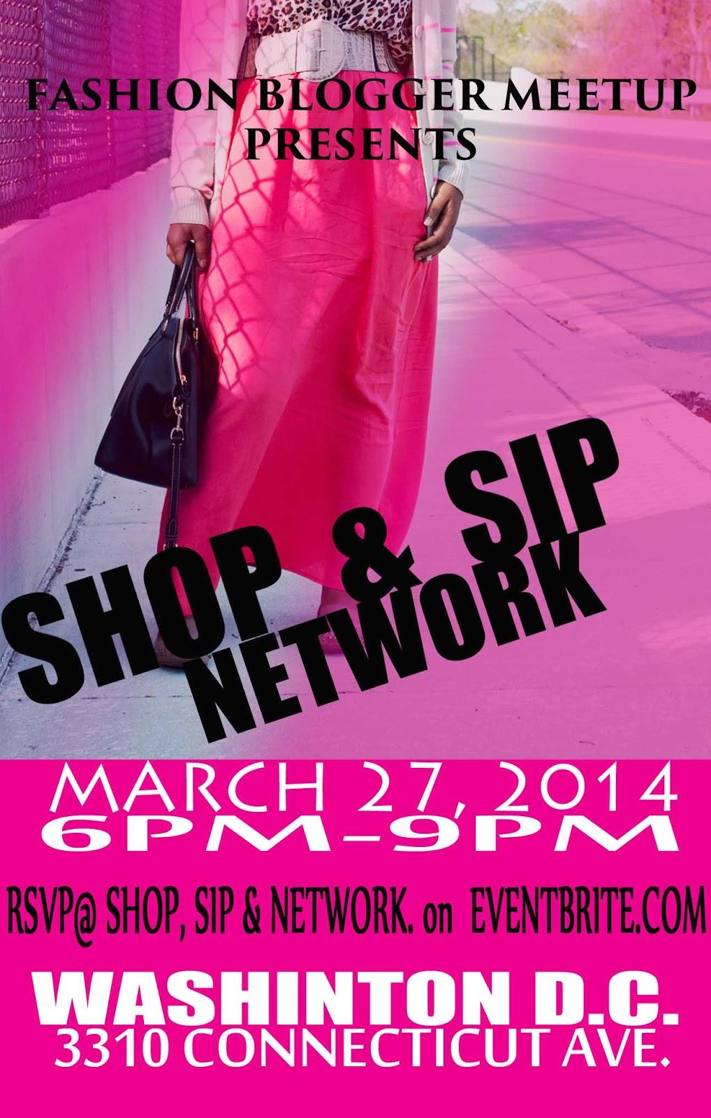 http://www.eventbrite.com/e/shop-sip-network-tickets-10712153339